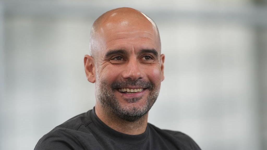 Pep Guardiola nommé manager de la saison en Premier League