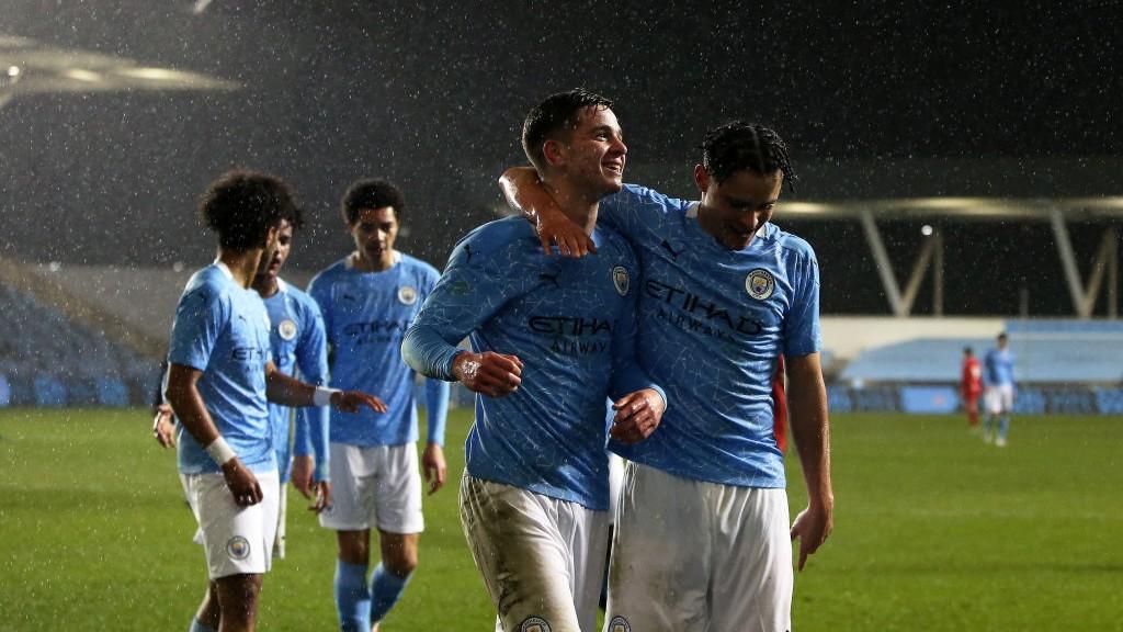FA 유스컵   CITY U18 6-1 버밍엄 U18