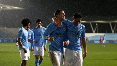 FA 유스컵 | CITY U18 6-1 버밍엄 U18