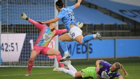 FA WSL highlights: City 8-1 Bristol City