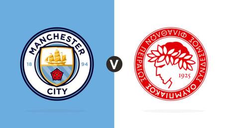 Man City v Olympiacos: en directo