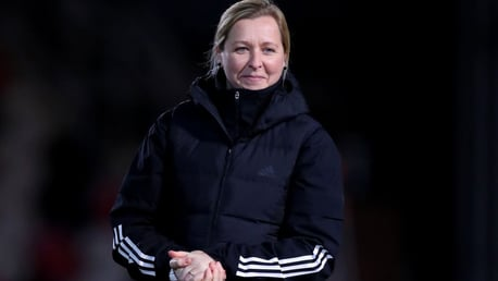 Jayne Ludlow MBE joins Manchester City as Girls' Academy Technical Director