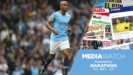 MEDIA: Vincent Kompany has spoken of his belief in City's ability to retain the PL title