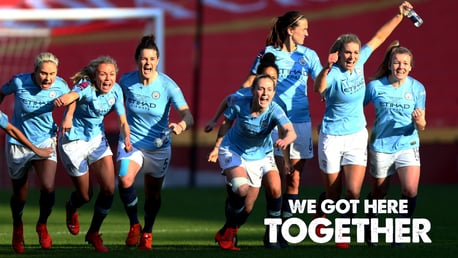 DOUBLE DREAMS: City are looking to complete a domestic Cup double