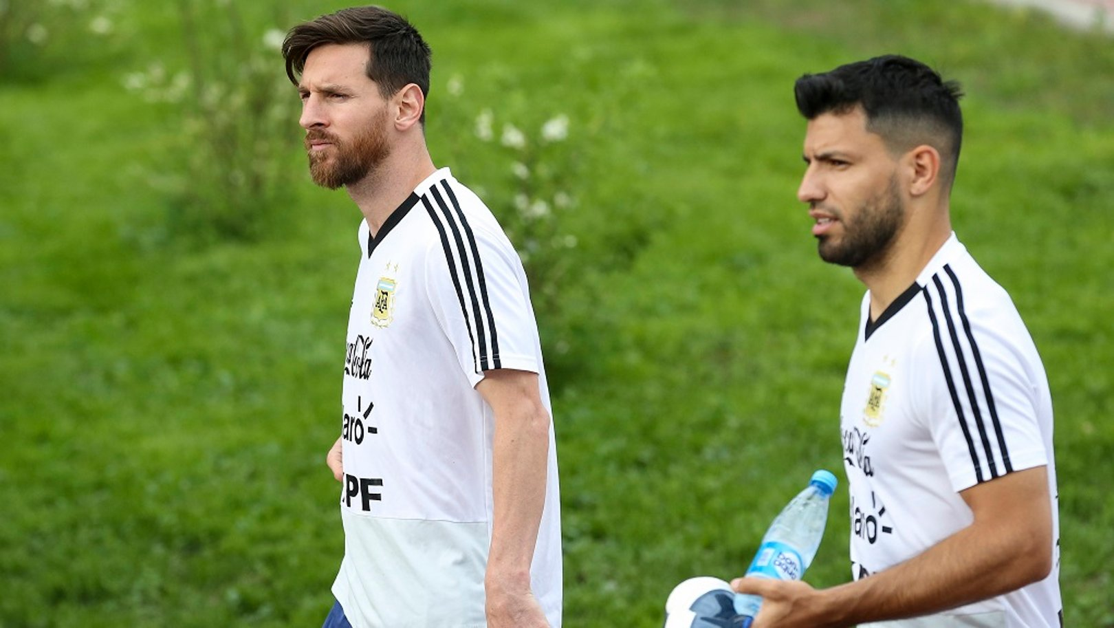 Messi and Aguero: Argentina's missing superstars