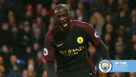 On this day: Micah makes his mark and Toure at the double