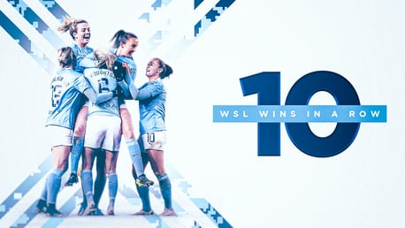 Superb City make it 10 WSL wins on the spin