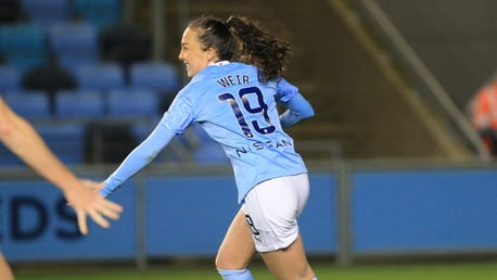 Weir up for FA WSL POTM award