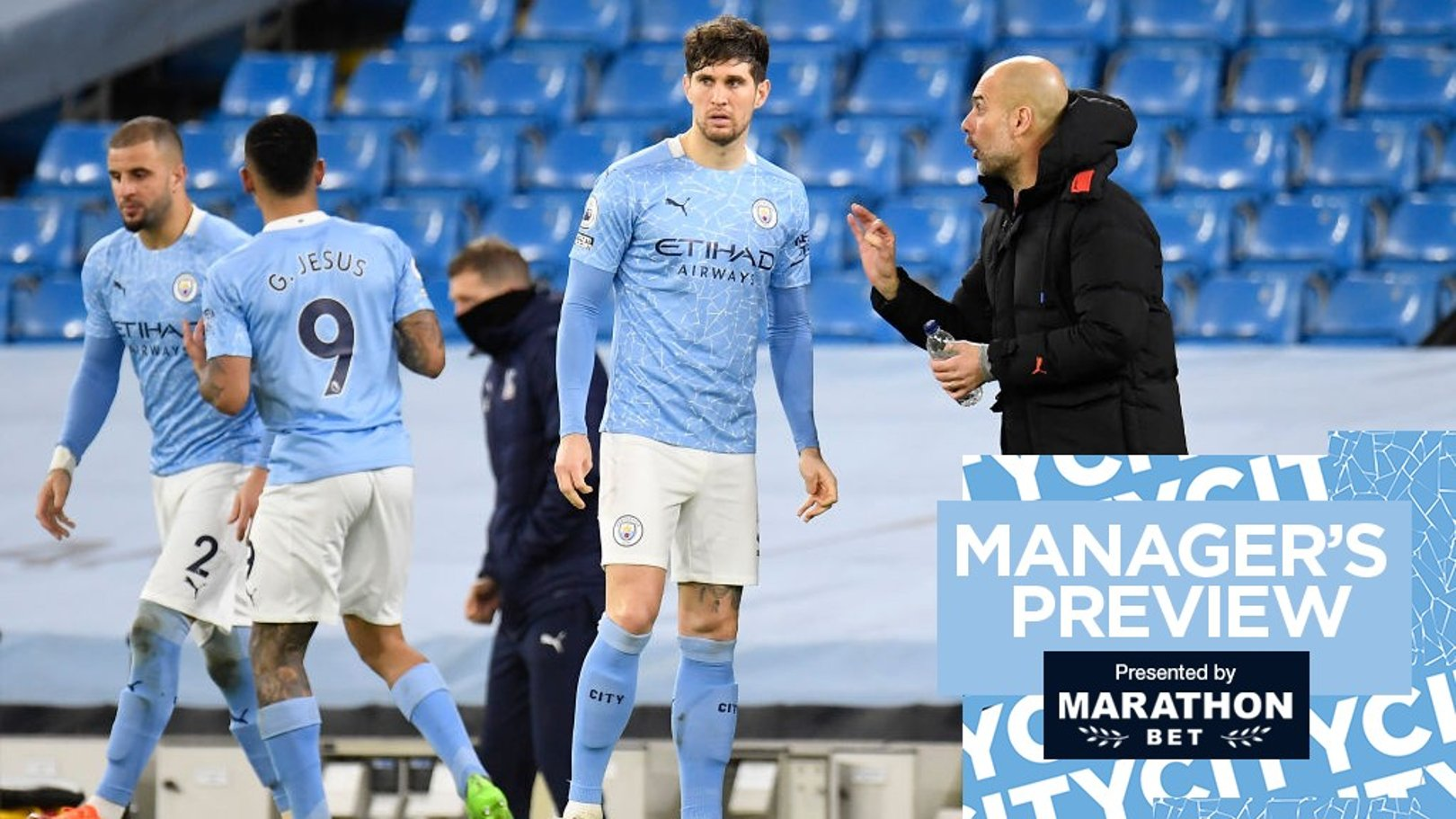 Guardiola: Stones' transformation deserves respect
