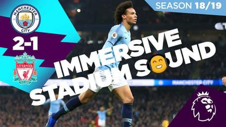 하이라이트 | CITY 2-1 리버풀…경기장 사운드와 함께!