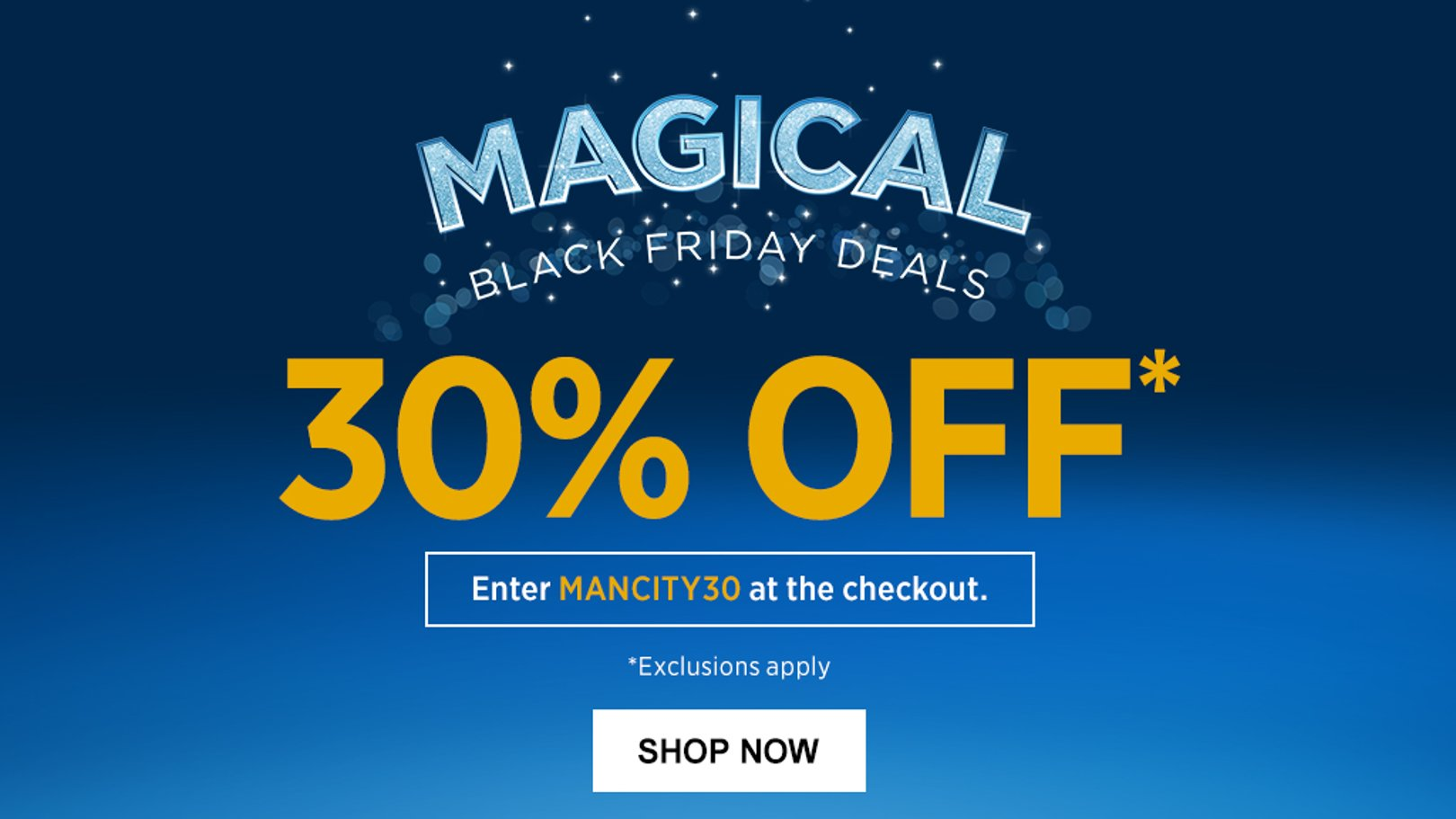 Last chance to get your Black Friday deals!