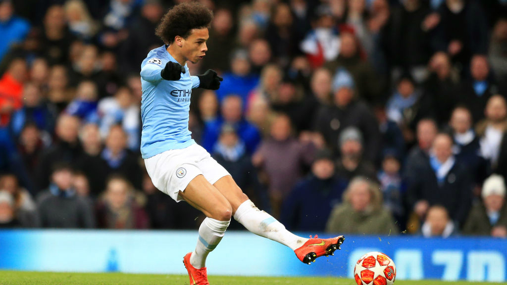 Seven-goal City cruise into UCL last eight