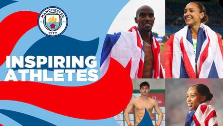 Héroes olímpicos