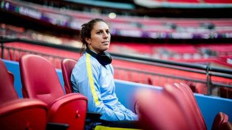 Carli Lloyd's glowing review of 'top-notch' City