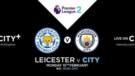 Leicester City v City EDS