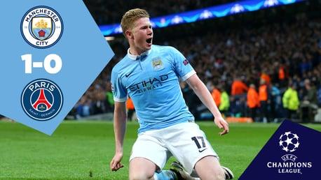 Full-match replay: City 1-0 PSG