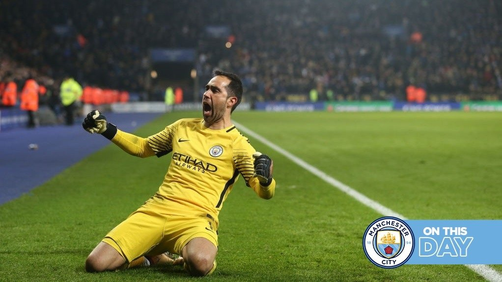 On this day: Bravo the hero and Mancini appointed