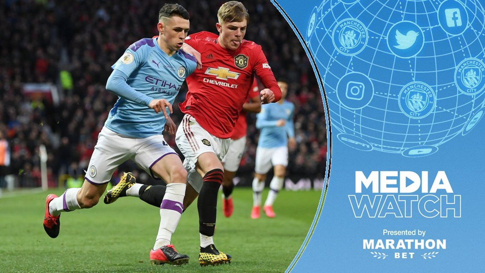 Media Watch: Foden urges City to stay motivated
