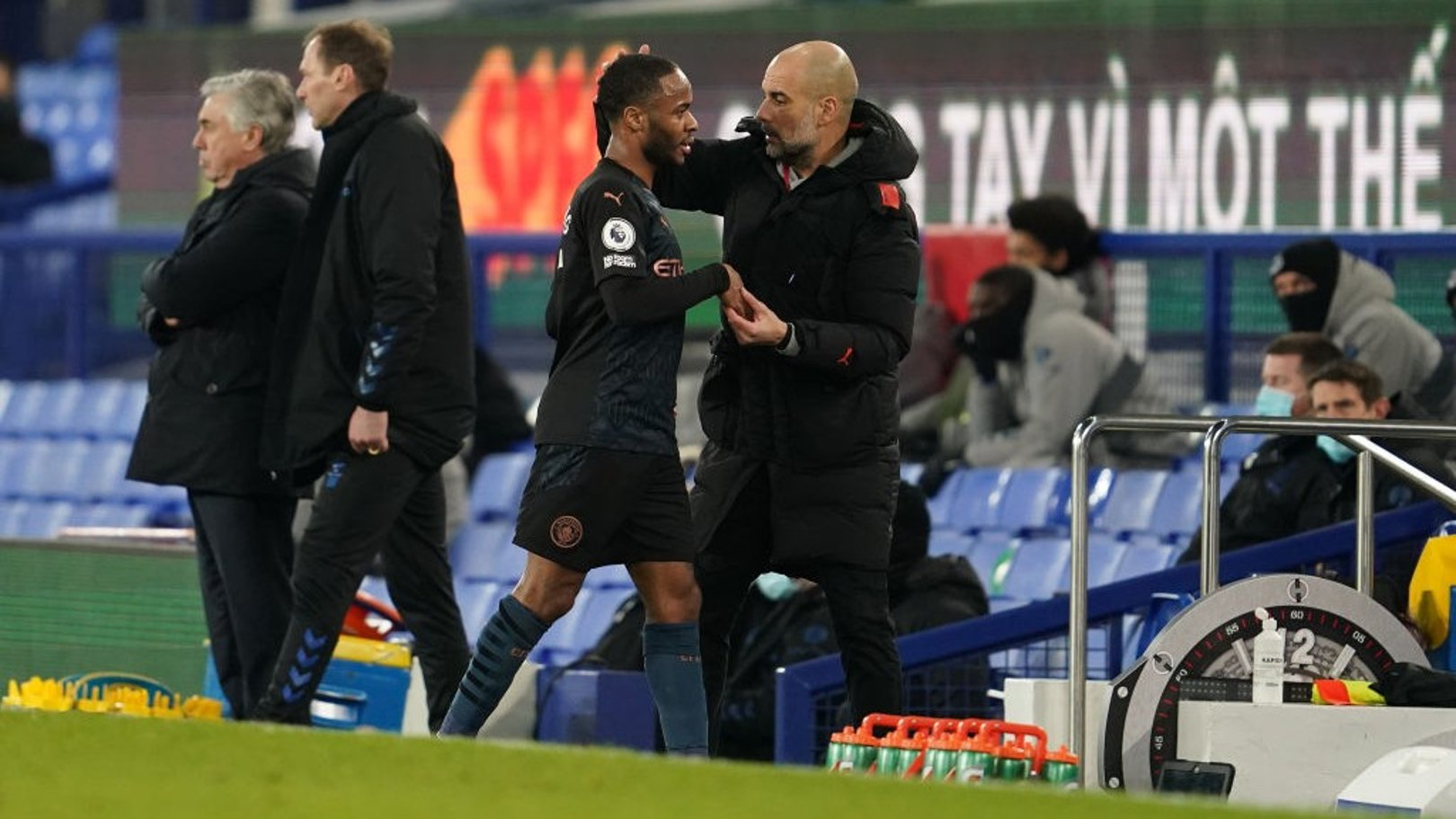 Sterling reveals most important lesson learned from Guardiola