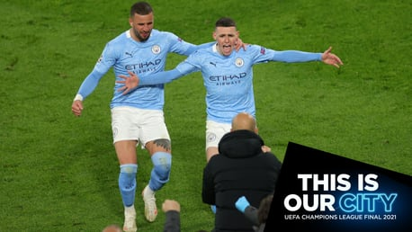 Phil Foden: Coming of age