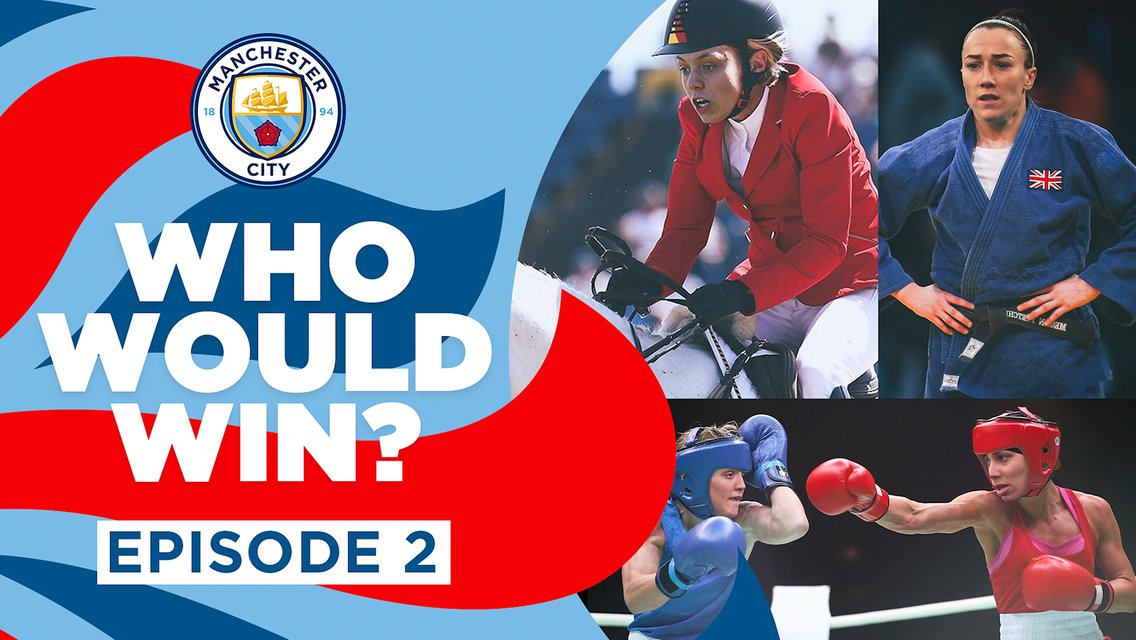 Episode 2: Which City players are most likely to win Olympic gold?