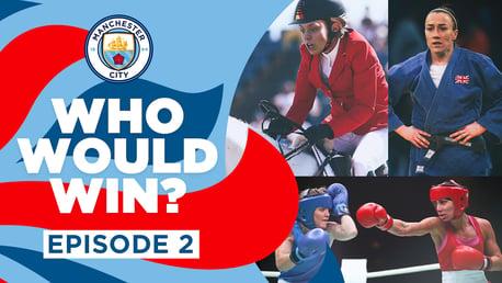 Episode 2: Spesial Olimpiade: Siapa Pemain City Yang Mungkin Memenangkan Emas?