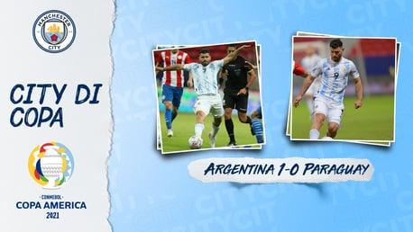 Penampilan ke 99 Aguero bersama Argentina Saat Mencapai Perempat Final Copa America