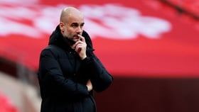 Pep Guardiola: We didn't create much