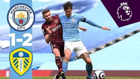 City 1-2 Leeds: Full Match Replay