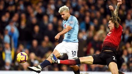 Partido clásico: City 3-1 United