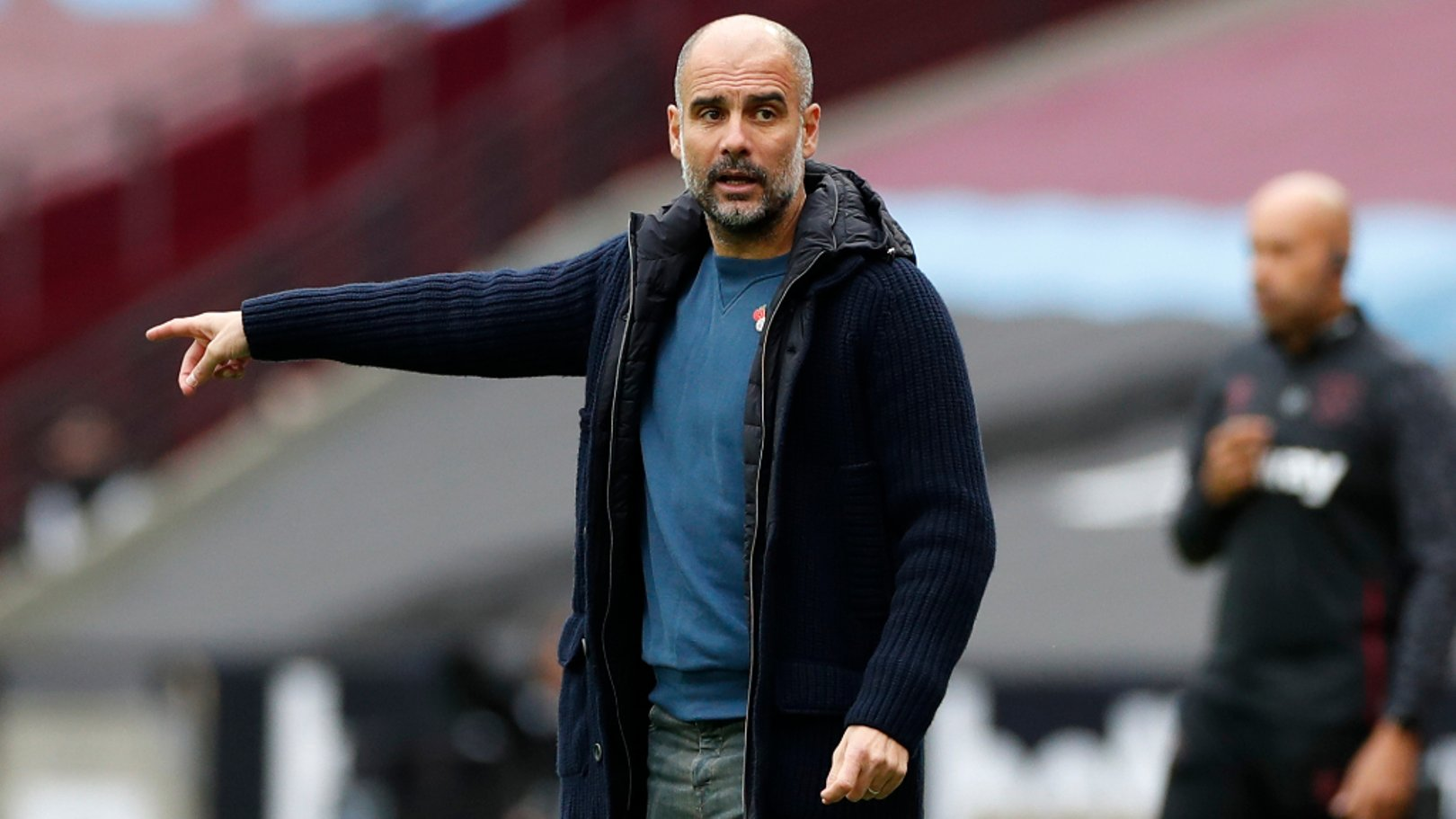 Guardiola: We are demanding too much of the players