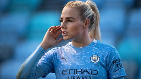 Catching up with Alex Greenwood: The buzz of adrenaline!
