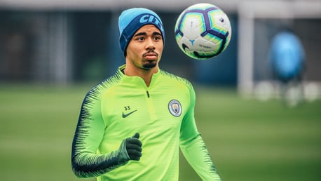 EYES ON THE BALL: The welcome return of Gabriel Jesus