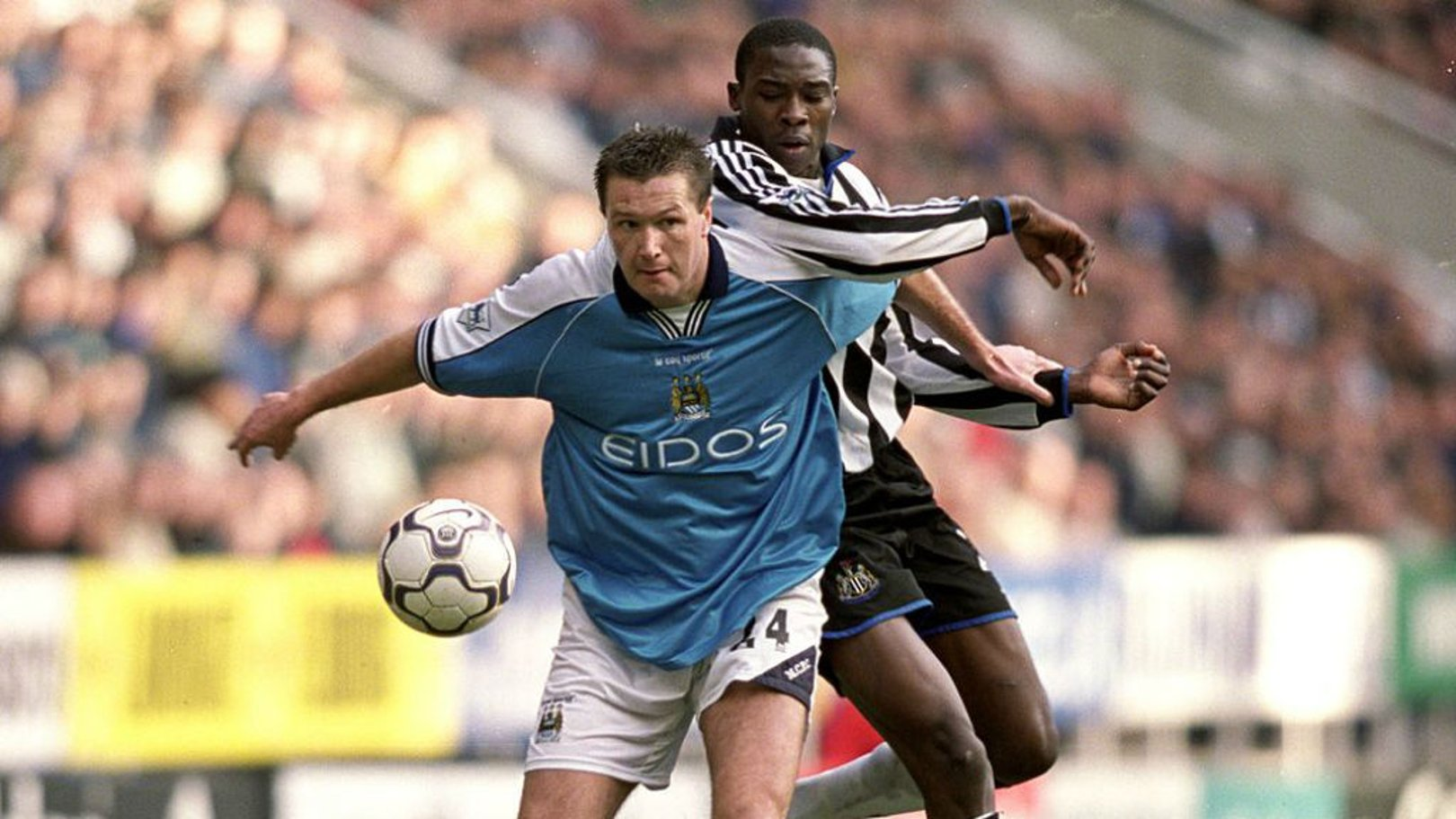 Steve Howey: Playing for City was special