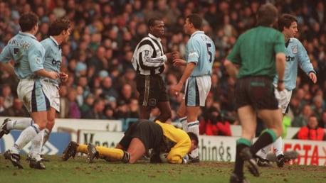 Resumen clásico: City 3-3 Newcastle