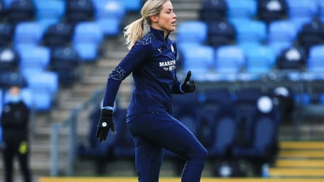 Dahlkemper: I'm already learning from Houghton!