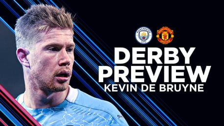 De Bruyne: This Manchester Derby has an extra layer