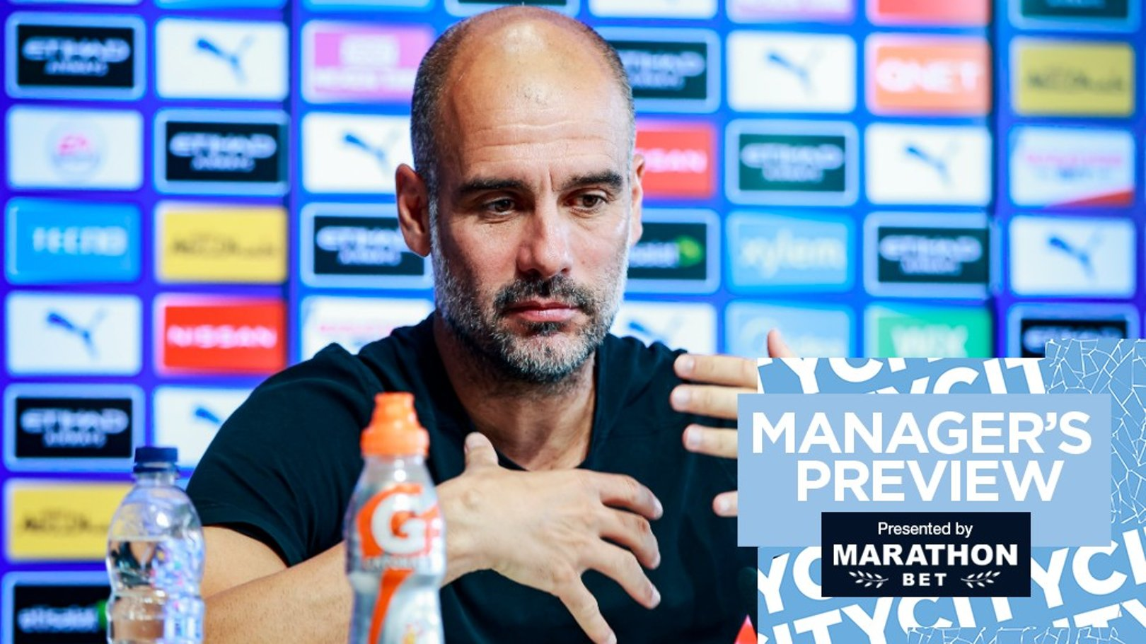 Pep Guardiola: I would love to stay longer