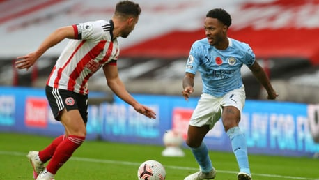 VISION ON: Raheem Sterling weighs up his options
