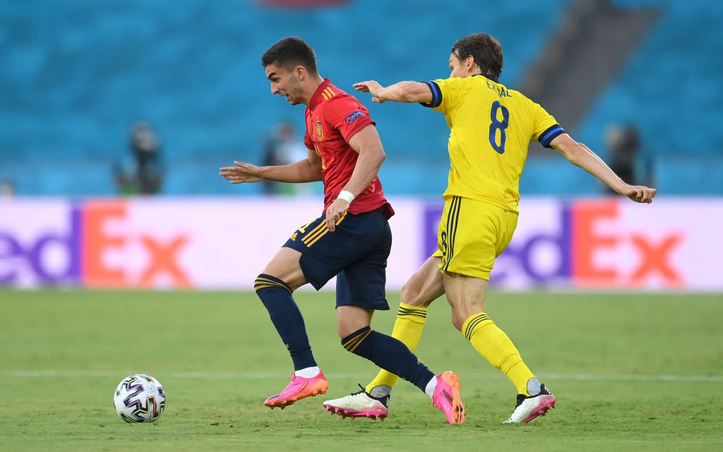 City stars frustrated as Spain held by Sweden