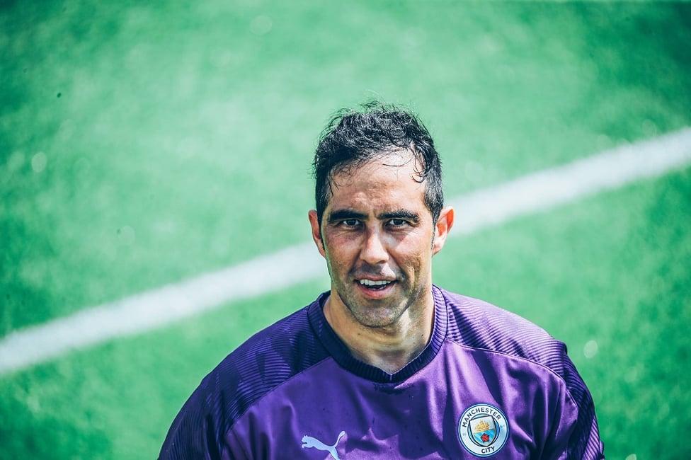 Bravo, Claudio! Nice to have you back...