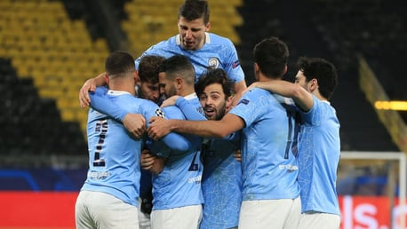 City into Champions League semi-final after superb comeback