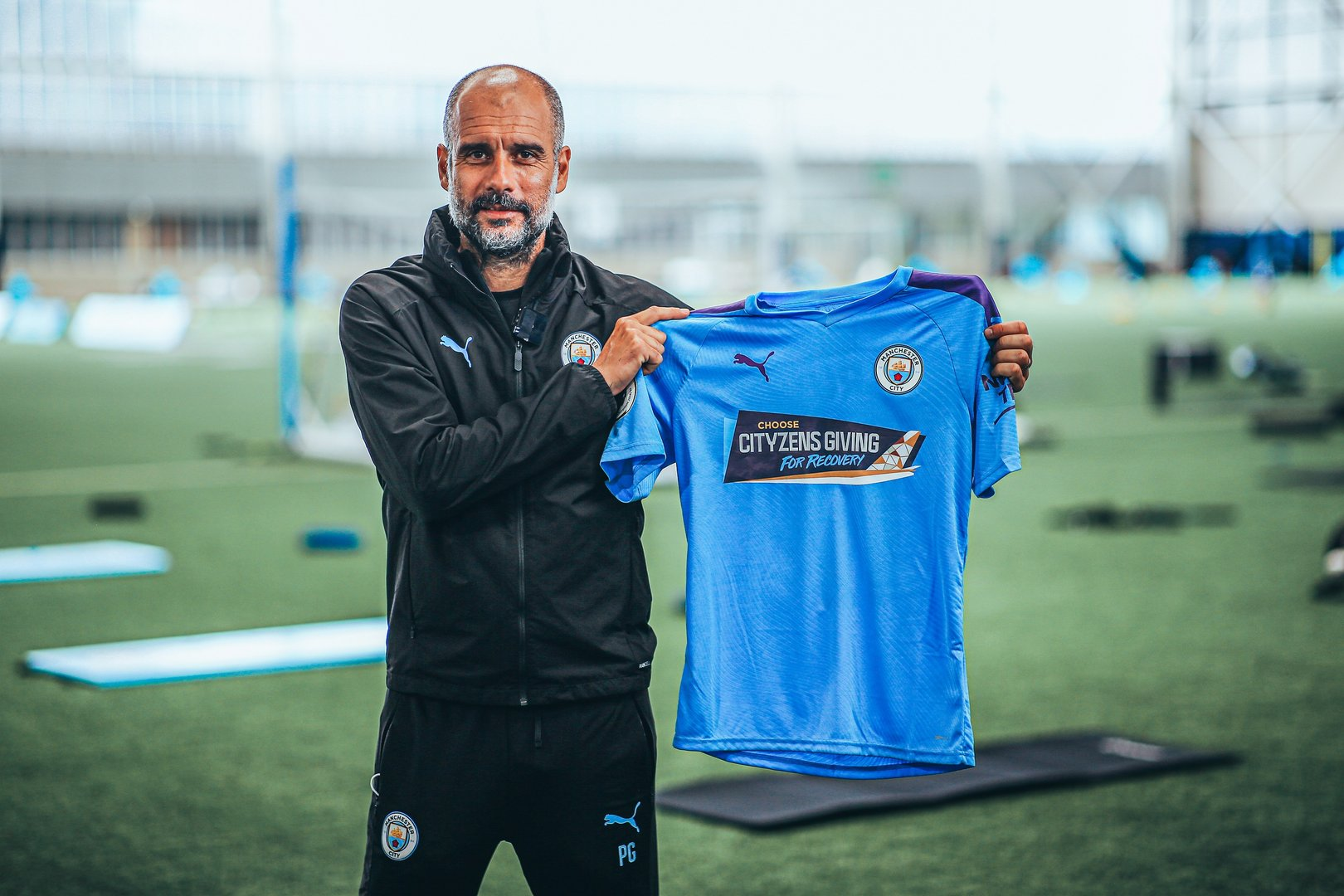 Cityzens Giving for recovery: Nine clubs. Millions of fans. Helping communities