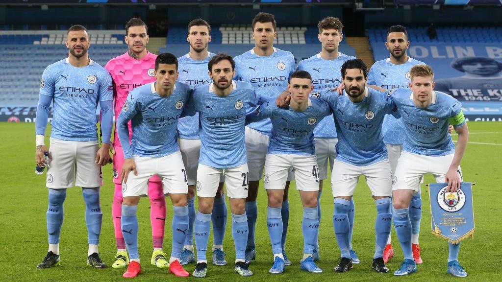 Dortmund v City: 22-man travelling squad confirmed