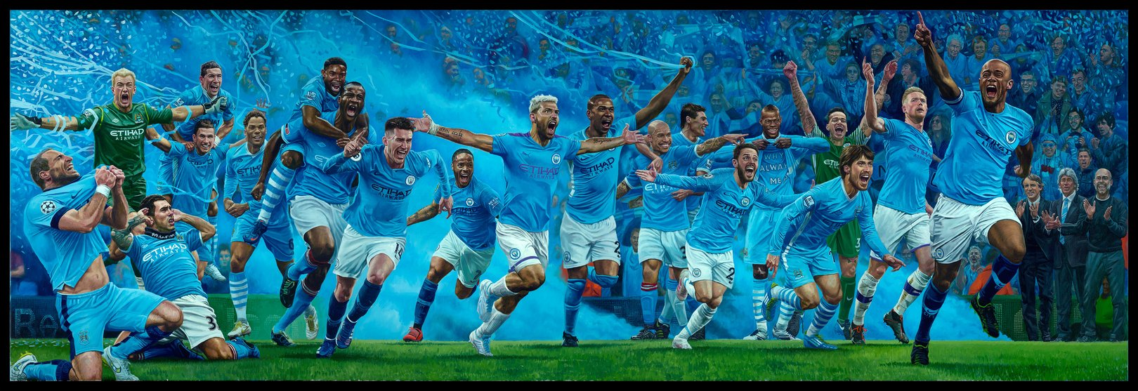 Special Team of the Decade canvas released today