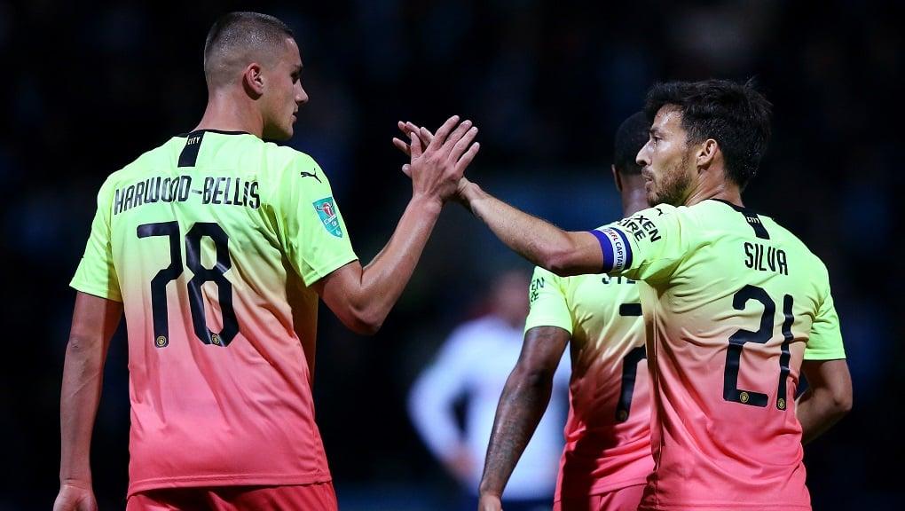 City melaju ke babak 16 besar Carabao Cup