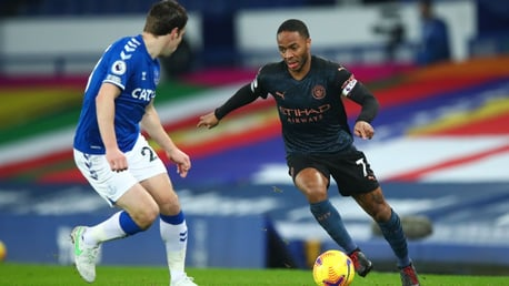 Sterling starts for City as Guardiola makes six changes