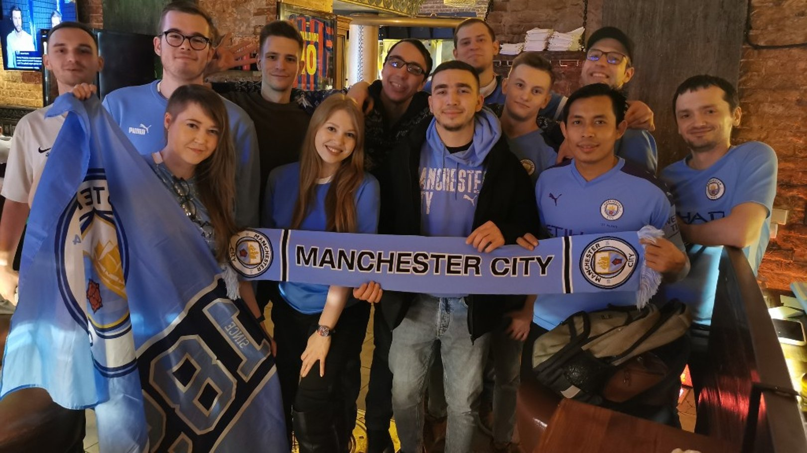 Moscow Official Supporters Club branch continues to thrive