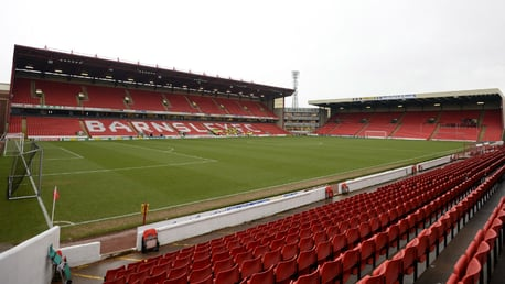 CHECKATRADE DATE: Manchester City will head to Oakwell next week to take on Barnsley in the Checkatrade Trophy