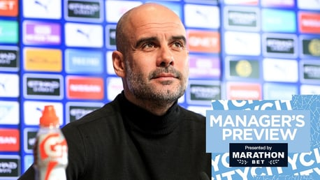 Guardiola: City empolgado com a visita do Southampton